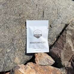 kratom+CBD softgels pack
